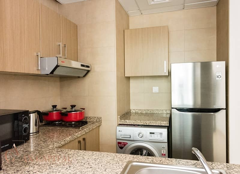 9 Fully furnished | Studio | Spacious
