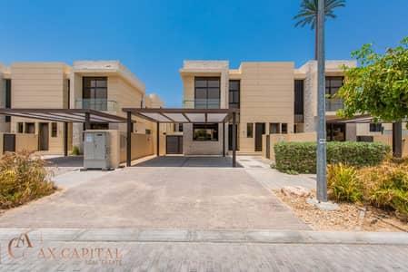 تاون هاوس 4 غرف نوم للايجار في داماك هيلز (أكويا من داماك)، دبي - 4 Bedroom Townhouse  | THLA Type | Vacant