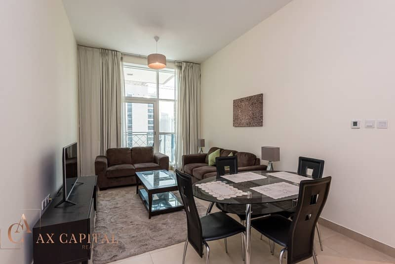2 Community View | Furnished | High-floor