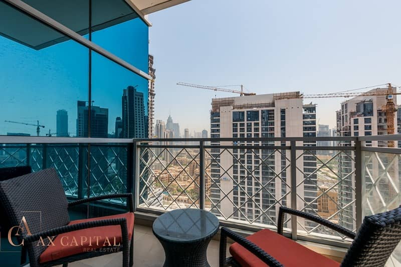 10 Community View | Furnished | High-floor