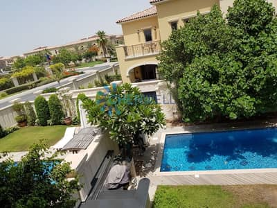 4 Bedroom Townhouse for Sale in Saadiyat Island, Abu Dhabi - UpGraded And Well Maintained Townhouse In Saadiyat