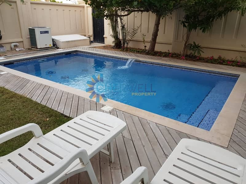 10 UpGraded And Well Maintained Townhouse In Saadiyat