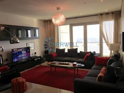 4 Bedroom Penthouse for Sale in Al Reem Island, Abu Dhabi - Full Sea View | Fully Furnished 4+M+S Exquisite Penthouse