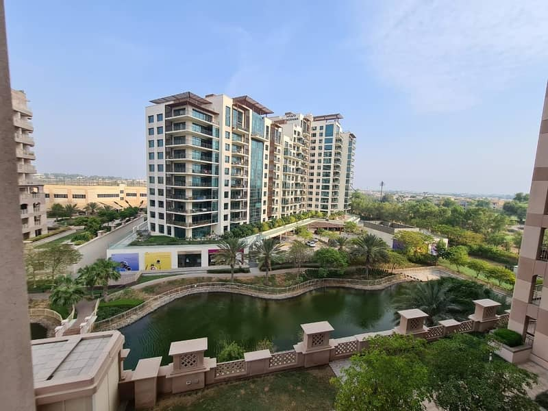 Spacious 2BHK Available For Sale With Canal View