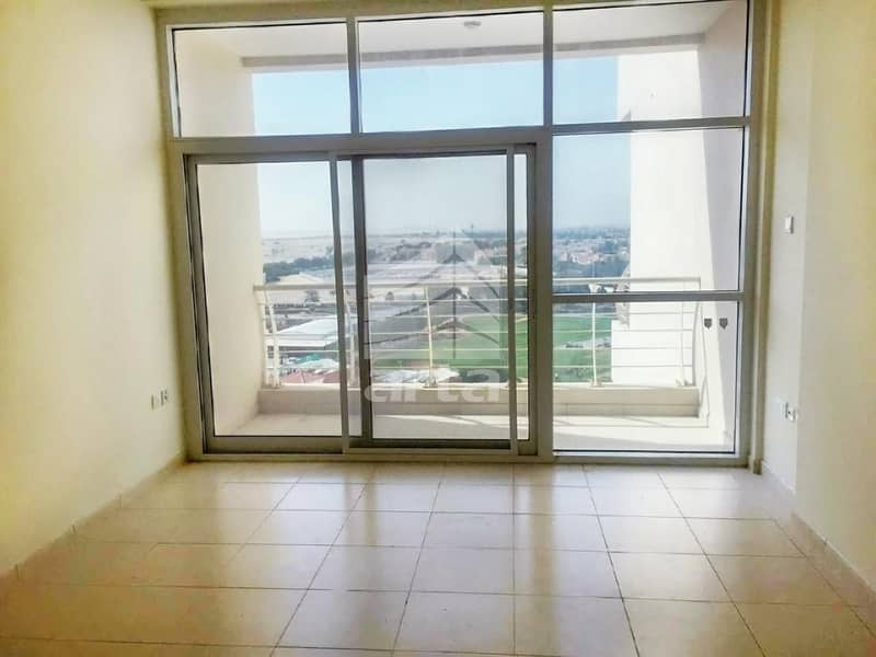 2 Studio  Apartment with Balcony | Royal Residence 1 | Sport City.