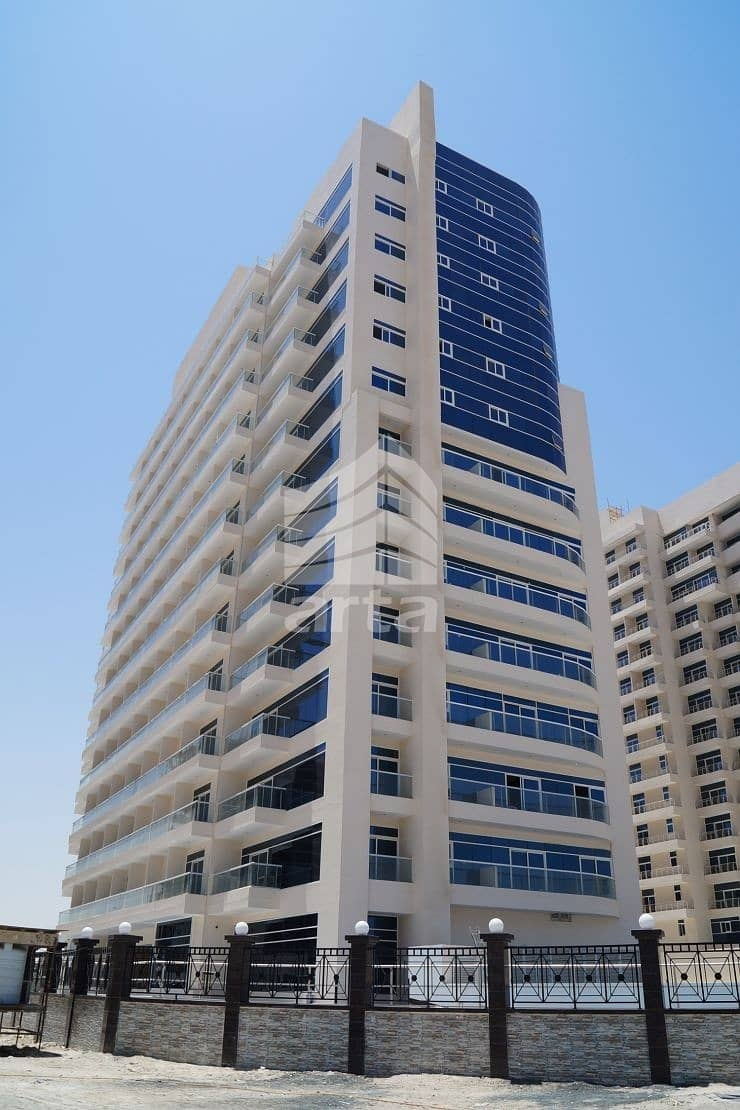 10 Studio  Apartment with Balcony | Royal Residence 1 | Sport City.