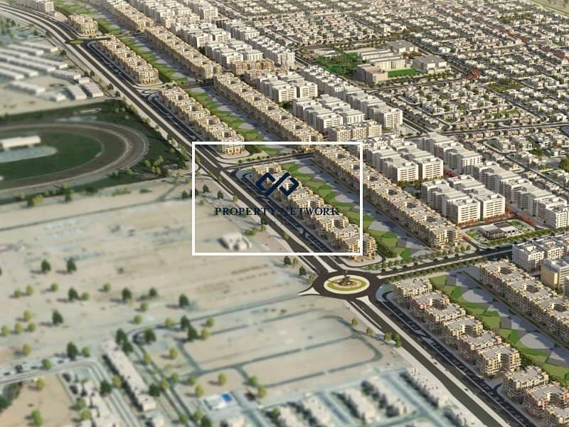 2 Nad Al Sheba Gardens Plots by Meraas