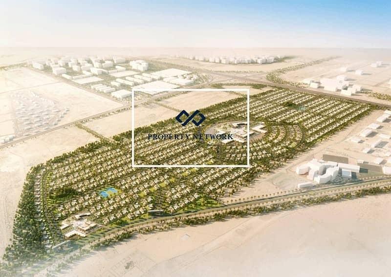 Nad Al Sheba Gardens Plots by Meraas