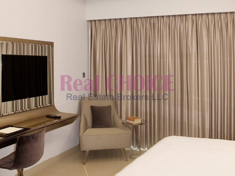 2 Tower C |Contemporary Furnished Studio