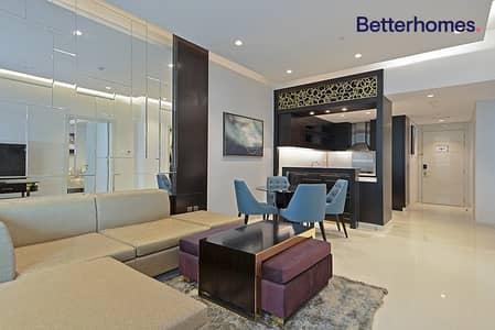 Vacant Furnished 1 bedroom | High Floor