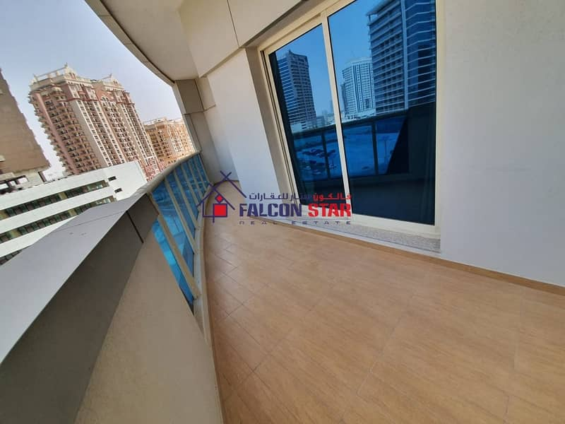 BIGGEST LAYOUT - 850 SQ.FT l HUGE BALCONY- ONLY @ 420K