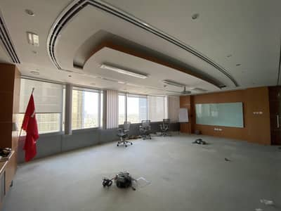 Office for Rent in Jumeirah Lake Towers (JLT), Dubai - Fully Furnished Office with 360 Degree Views