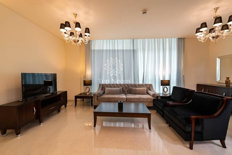 Inviting Furnished 2 Bedroom Apartment in Meydan