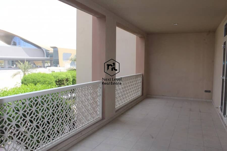 Very Closed to Metro - Masakin Al Furjan - 2 BR with Large Balcony