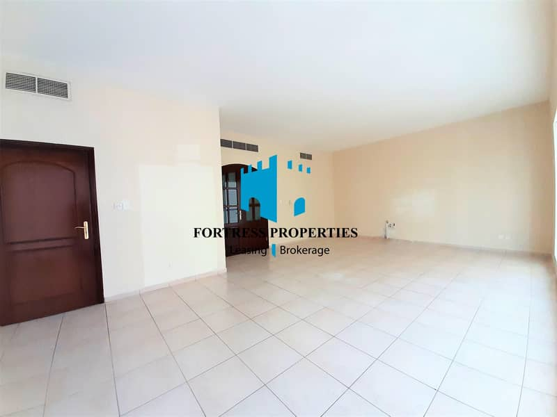 2  Spacious 3BHK with Maids room   AMENITIES