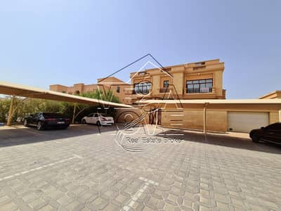 Villa for Rent in Khalifa City A, Abu Dhabi - PERFECT COMMERCIAL VILLA 6-BR
