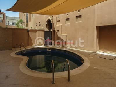 4 Bedroom Villa for Rent in Mirdif, Dubai - HIGHLY MAINTAINED ALL MASTER 4 BEDROOM WITH PRIVATE POOL