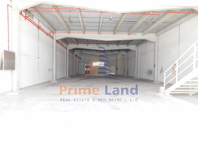 550sqm Warehouse Incuding Approved Mezzanine