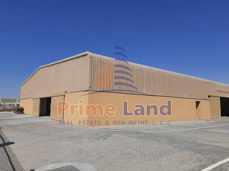 1000sqm Warehouse -300KW  Electricity power