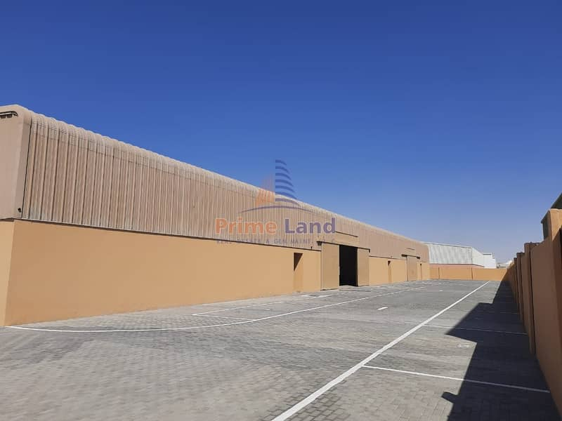 9 1000sqm Warehouse -300KW  Electricity power