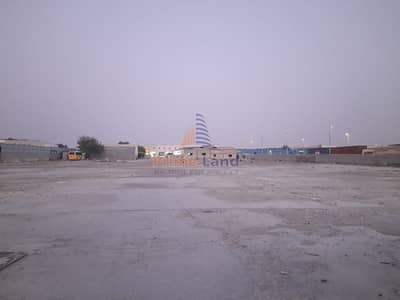 Plot for Sale in Mussafah, Abu Dhabi - 000Sqm Commercial Land