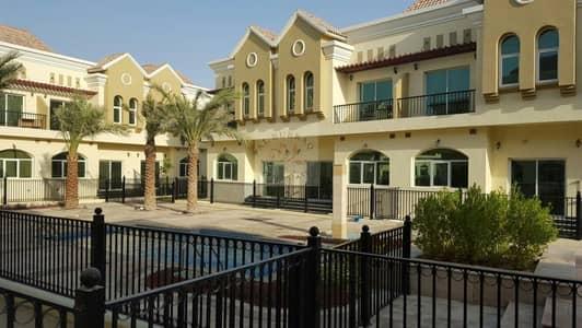 3 Bedroom Villa for Rent in Dubai Industrial Park, Dubai - Spacious 3 bedroom plus maid room Villa in Sahara Meadows