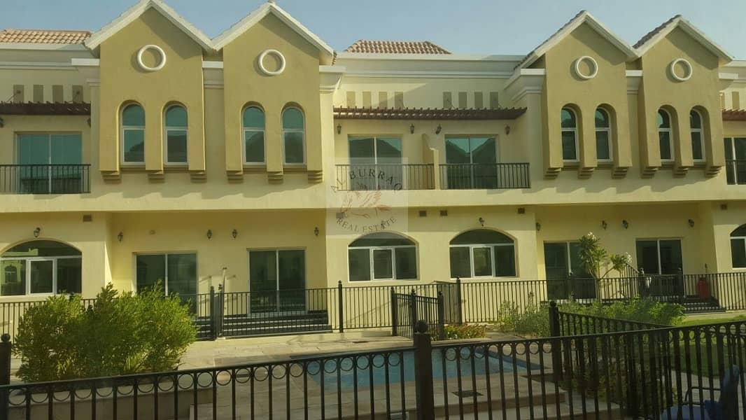 16 Spacious 3 bedroom plus maid room Villa in Sahara Meadows