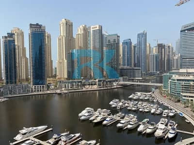 2 Bedroom Apartment for Sale in Dubai Marina, Dubai - Full Marina View