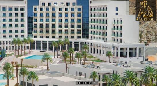 2 Bedroom Flat for Sale in Address Fujairah Beach Resort, Fujairah - BREATHTAKING LANDSCAPE AT LUXURY WATERFRONT APT