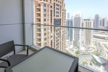 فلیٹ 2 غرفة نوم للبيع في أبراج بحيرات الجميرا، دبي - Luxury furnished | High Level | Marina View