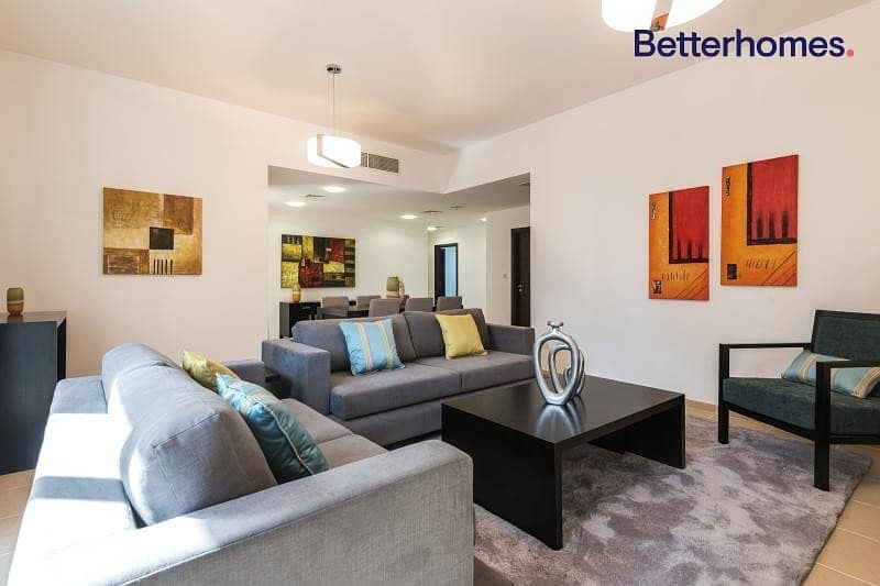 Upgraded | Furnished | Vacant | Marina View