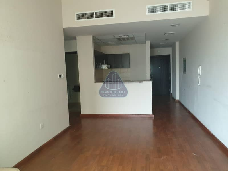 2 Wooden floor  1BR Apartment with Balcony For Rent