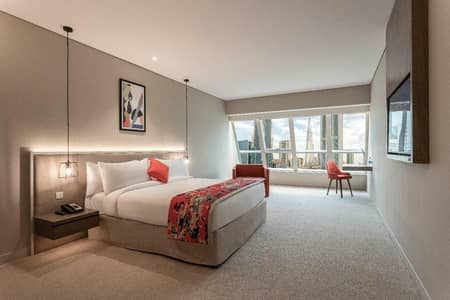 شقة فندقية في برج الشعفار برشا هايتس (تيكوم) 1 غرف 80000 درهم - 4748902