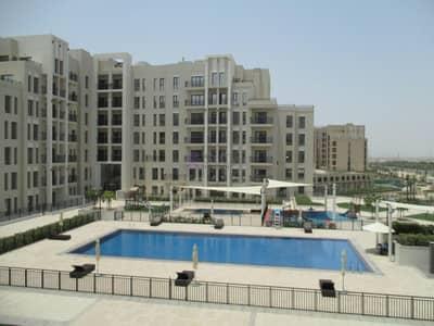 2 Bedroom Flat for Rent in Town Square, Dubai - Pool View | Best Price 2 Bedroom in Hayat Boulevard