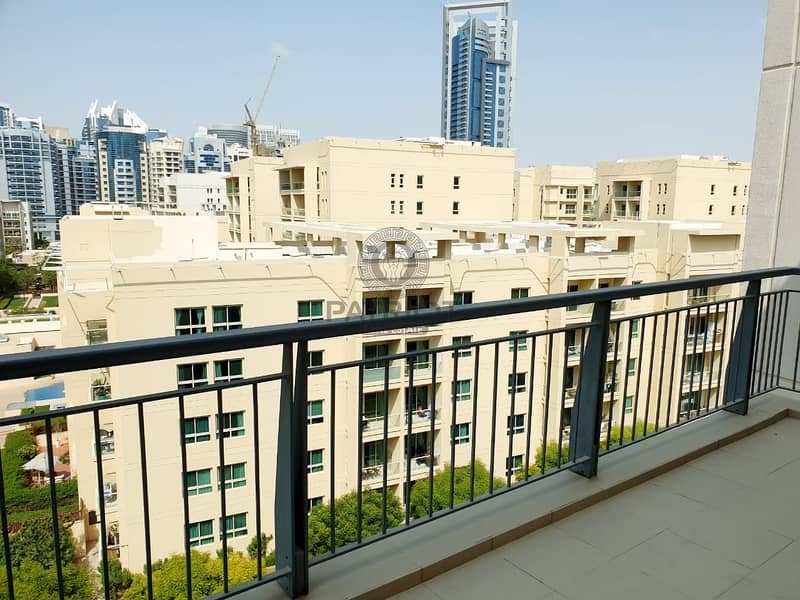 13 Nice 1 BR | Big Balcony | Chiller Free | Ready  To Move