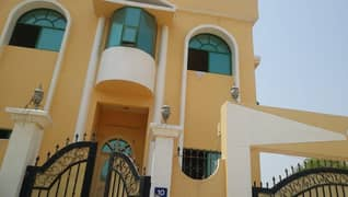 A very excellent villa in Al Mowaihat 2 area at a price of 70,000 thousand in front of Ajman Academy