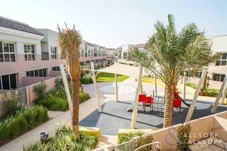 تاون هاوس 3 غرف نوم للايجار في عقارات جميرا للجولف، دبي - Three Bedrooms   Close To Park   Garden