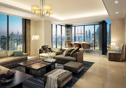 LUXURY & ELEGANCE | 3BED+M | HIGH END AMENITIES