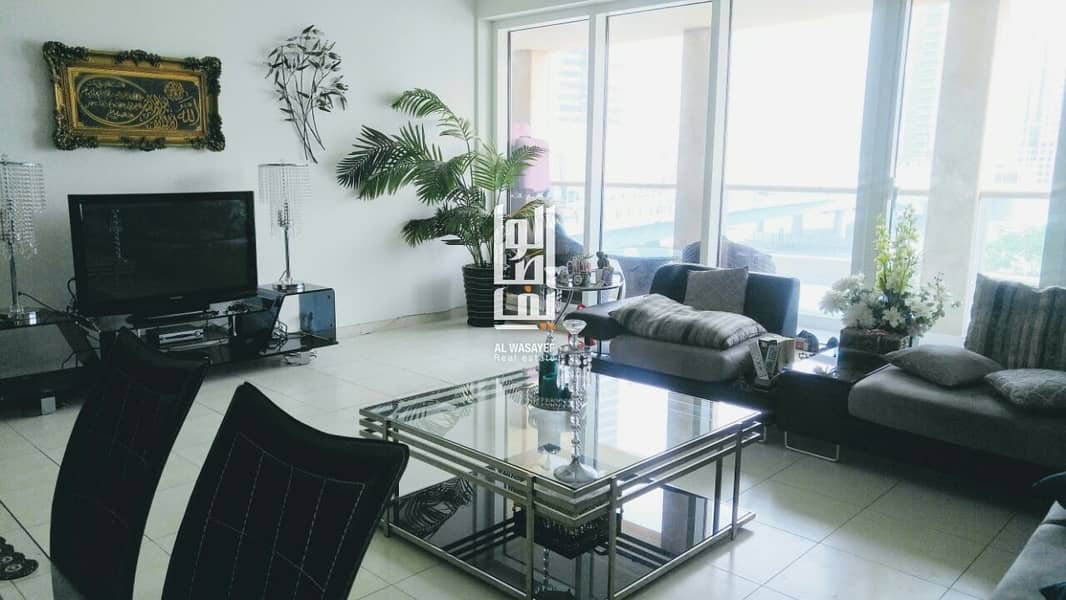 2 AMASING FULLY FURNISHED 1BHK WITH CANAL VIEW
