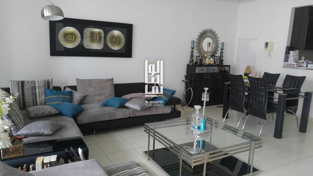 AMASING FULLY FURNISHED 1BHK WITH CANAL VIEW