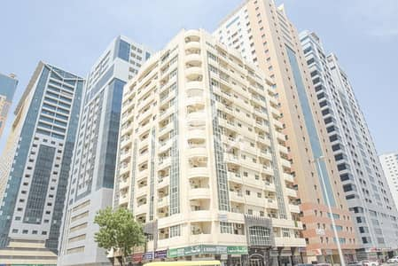 2 Bedroom Apartment for Rent in Al Taawun, Sharjah - NO COMMISSION. 1Month Free. Spacious 2BR with Balcony in Al Tawun