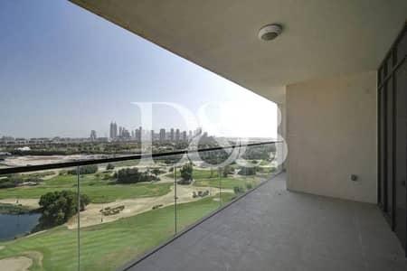 شقة 3 غرف نوم للبيع في مركز دبي التجاري العالمي، دبي - Large Terrace | High Level Golf View | 3BR+M