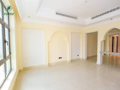 2 Bedroom Apartment for Sale in Old Town, Dubai - Partial BurJ Khalifa View |Unfurnished |High Floor