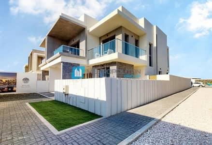 تاون هاوس 4 غرف نوم للبيع في جزيرة ياس، أبوظبي - Vacant! Ready To Move In! Townhouse In The Corner!