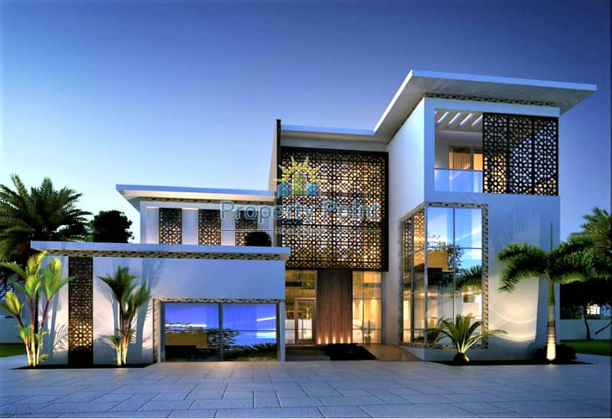 Modern Style Commercial Villas For RENT | Prime Location In Al Bateen Area