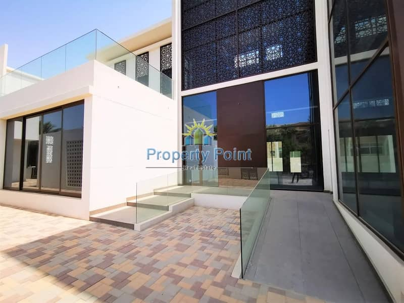 2 Modern Style Commercial Villas For RENT | Prime Location In Al Bateen Area