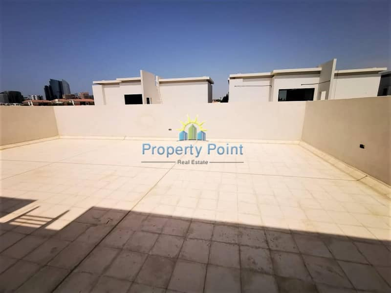 10 Modern Style Commercial Villas For RENT | Prime Location In Al Bateen Area