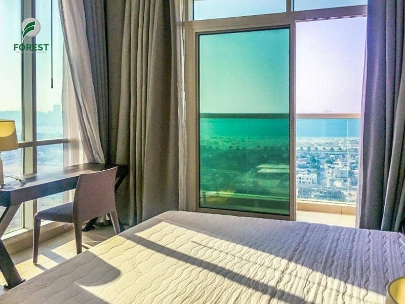 9 Fully Furnished | Sea View | 2 Beds | Vacant