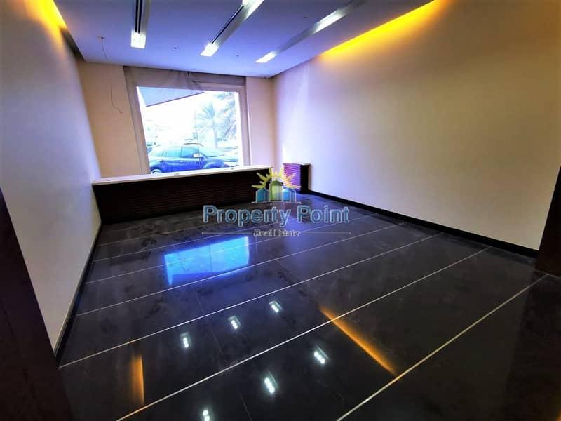 10 2500 SQM Showroom | Ground & Mezzanine Floor | Al Nahyan Area