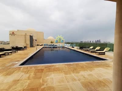 1 Bedroom Flat for Rent in Eastern Road, Abu Dhabi - No Commission. 1-4 Payments. Superb Deal for Very Nice 1-bedroom Apartment w/ Parking and Facilities